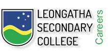 Leongatha Secondary College Careers - Home