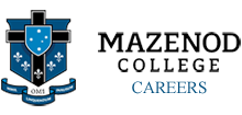 Mazenod College Careers - Home