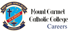 Mount Carmel Catholic College Careers - Home