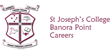 St Joseph's College Banora Point Careers - Home