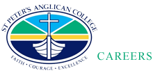 St Peter's Anglican College Careers - Home
