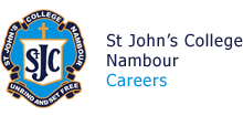 St John's College Nambour Careers - Home